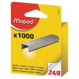 Nietjes Maped 24/8 - in ophangdoos x 1000 (M1/4).