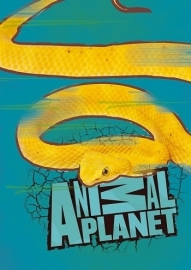 Animal Planet Schrift A4 ijn 14-15  *2/2*