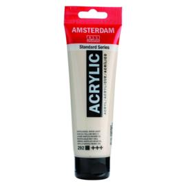 292 Amsterdam acryl napelsgeel rood licht