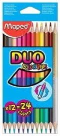 Kleurpotlood Color'Peps Duo (M1/2).