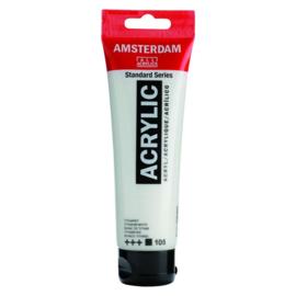 105 Amsterdam acryl titaanwit