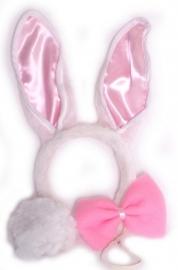 Kostuum konijn {L4496/1/1/B1}