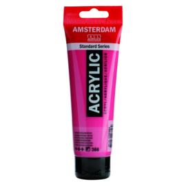 366 Amsterdam acryl quinacridonerose