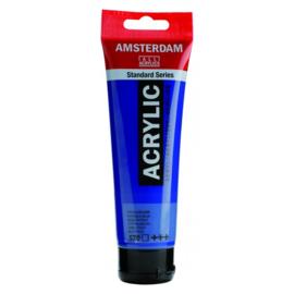 570 Amsterdam acryl phtaloblauw