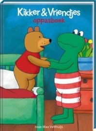 Kikker en vriendjes vriendenboekje (V3)