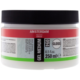094 Amsterdam Gel Medium gloss 250 ml