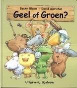 Geel of groen? [B0065]