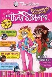 Thea Stilton, Thea Sisters muizinnige doeboek [B0183]