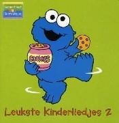Sesamstraat, Leukste kinderliedjes 2 [B0198]