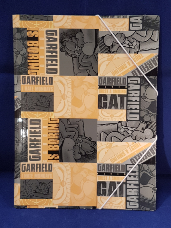 Garfield elastomap  *3/3*