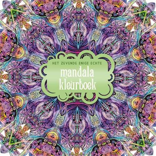 Het zevende enige echte Mandalakleurboek [BK/1/5]