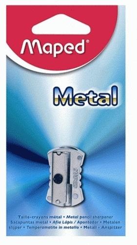 Puntenslijper Metal Maped 1-gaats op blister (M2/4)