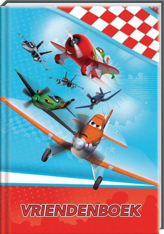 Planes vriendenboekje (V4) OP=OP