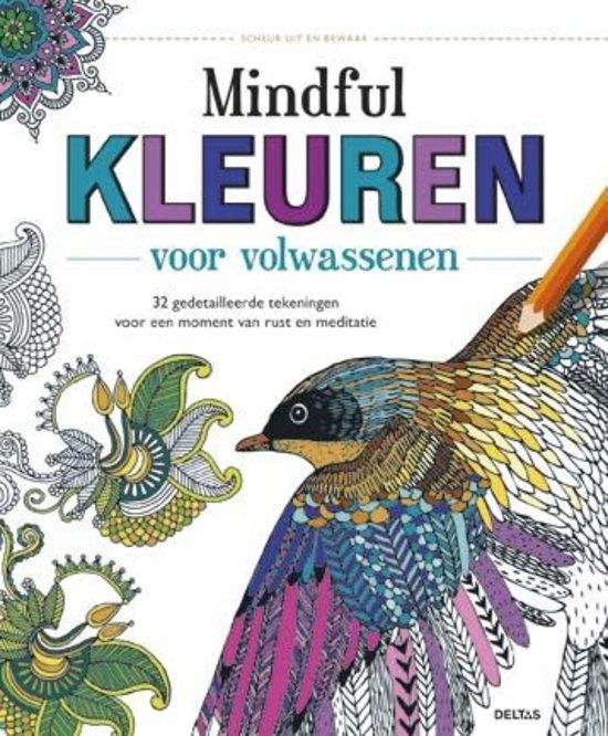 Mindful kleuren voor volwassenen [BK/1/5]
