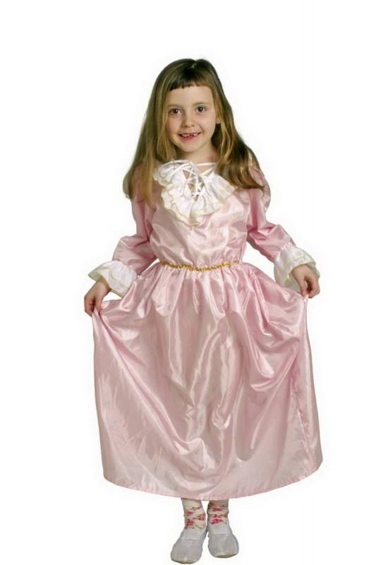 Kostuum prinses Maaike {L7627/1/1/B3} OP=OP