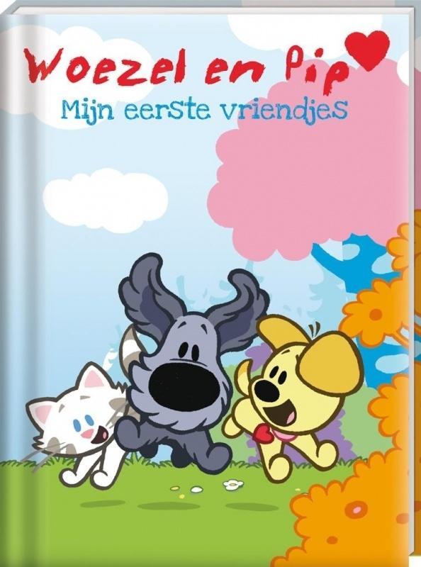Woezel en Pip vriendenboekje (V5)