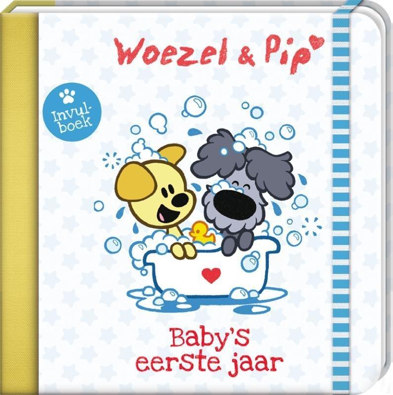 Woezel en Pip Baby's eerste jaar [W1/2]