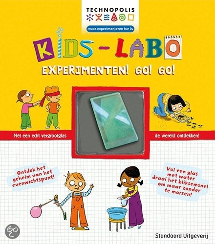 Kids-Labo, Experimenten! Go! Go! [B0206]