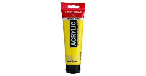 268 Amsterdam acryl azogeel licht