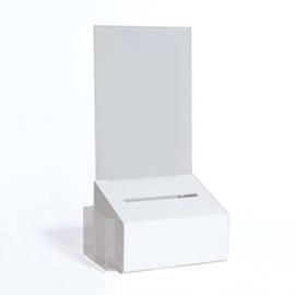 boîte pour les billets de loterie