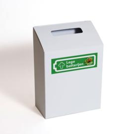 batterijen inzameldoos