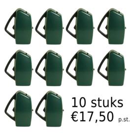 10-pack collectebussen traditioneel