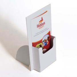 Porte brochures 1/3 A4