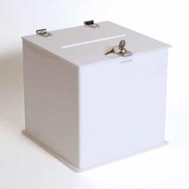 boîte à idées robuste 30 x 30 cm