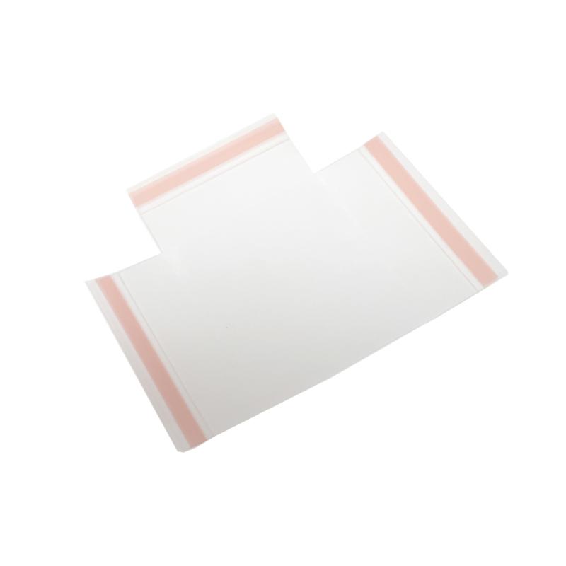 Zelfklevend fonderbakje voor A6 brochures