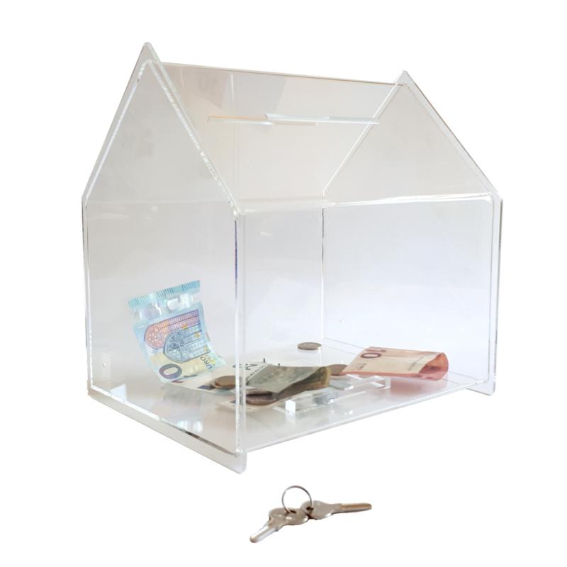 donatiebox huisje