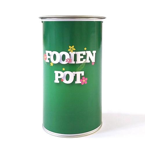 Fooienpot Green Summer