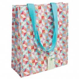 Shopper Geometric Multicolor