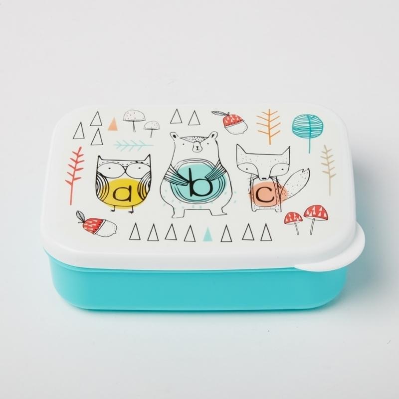 Lunchtrommel dieren