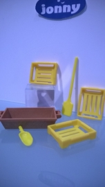 Bakkers spullen
