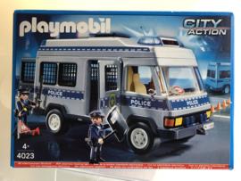 Mobiele eenheid politie