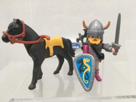 Barbaar te paard