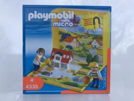 Micro woonhuis