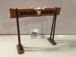Snake river Ranch Poort
