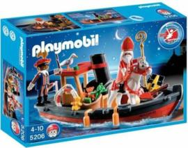 Stoomboot 5206 NEW/MISB