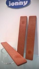 Plank donker bruin