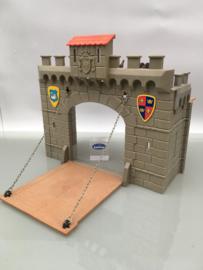 Ophaalbrug kasteel 3666