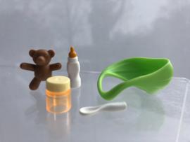 Accessoires voor baby
