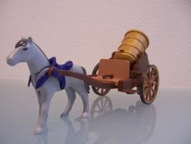Kanon met paard