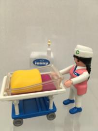 Kinder verpleegkundige