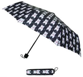 paraplu  West Highland Whte Terriër