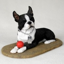 beeldje Boston Terrier