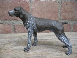 beeldje Duitse staande hond