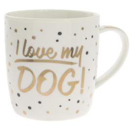 mok I love my DOG!