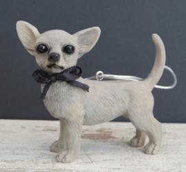 Chihuahua ornamentje/beeldje