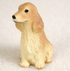 miniatuur Engelse Cocker spaniel blond